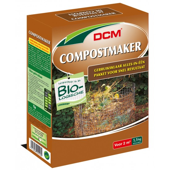 Ενεργοποιητής κομποστοποίησης Compostmaker DCM
