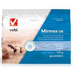 Mirmex 100gr, Κοκκώδες εντομοκτόνο δόλωμα για μυρμήγκια