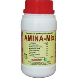 Υγρό μίγμα Ιχνοστοιχείων με αμινοξέα Amina-mix, 250ml