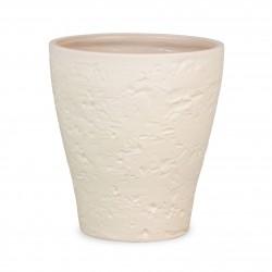 Κασπώ Ορχιδέας Κεραμικό ''Πέτρα'' Scheurich ''Cream''
