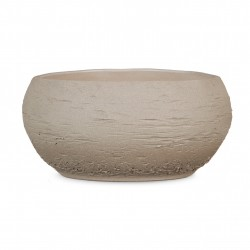 Κασπώ Κεραμικό Πιατέλα Scheurich ''Taupe Stone''