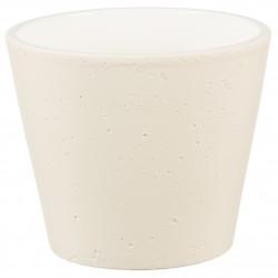 Κασπώ Κεραμικό Scheurich κωνικό ''Cream''