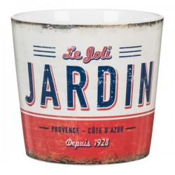 Κασπώ Κεραμικό Scheurich retro garden mini ''Jardin''