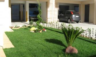 Διαμόρφωση ιδιωτικού κήπου στο Ίλιον