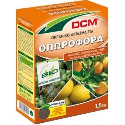 Οργανικό λίπασμα για οπωροφόρα DCM 1,5