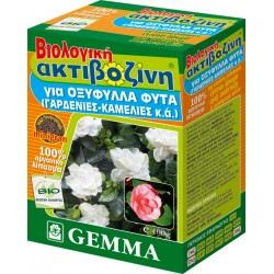 Οργανικό λίπασμα Ακτιβοζίνη για Οξύφυλλα 6-3-11 + 2MgO, 400gr