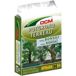 Χώμα για bonsai DCM